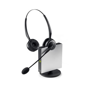 Jabra GN9125 Binaural Wireless with handset lifter